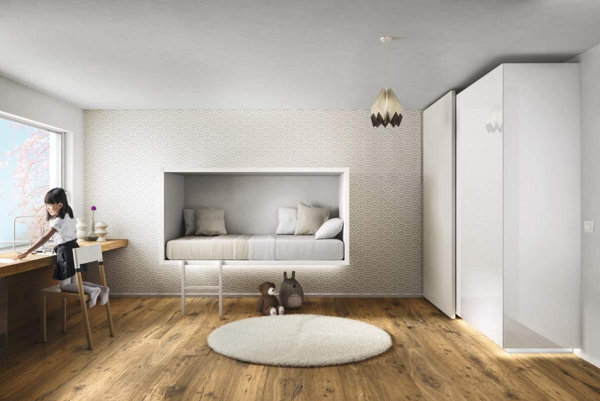 Nuovo progetto kids e joung di lago mobili marini for Lago mobili camerette