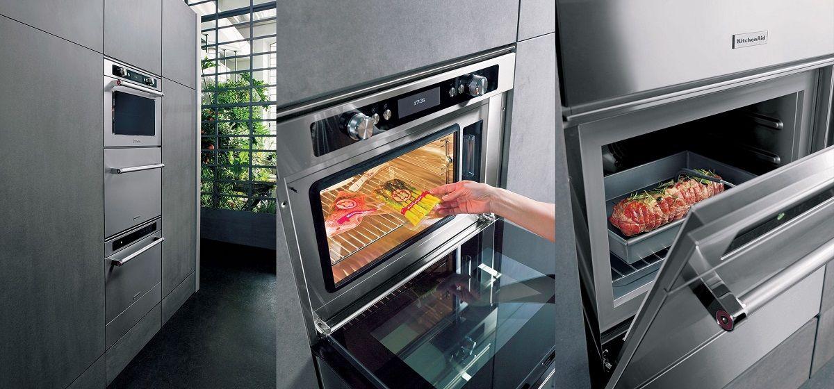 Cucina professionale con Kitchenaid | Marini Home Design
