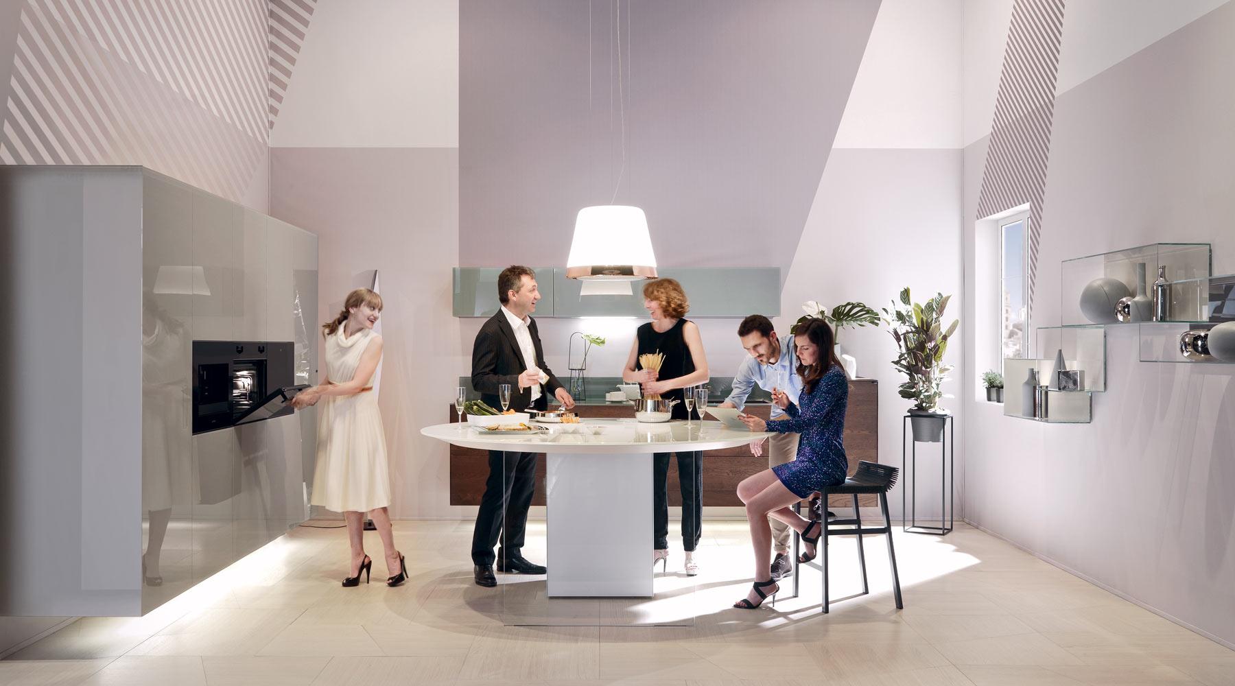 cucina-con-isola-moderna-di-design-lago-air-Marini – Marini Home Design