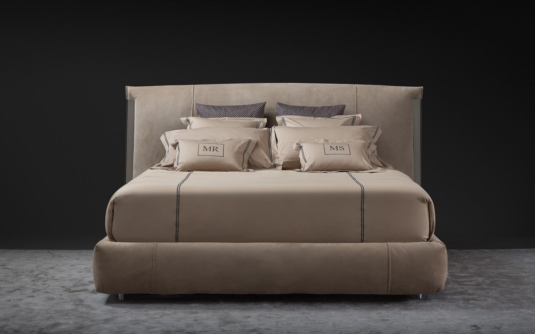 Amal, il nuovo letto Flou | Marini Home Design