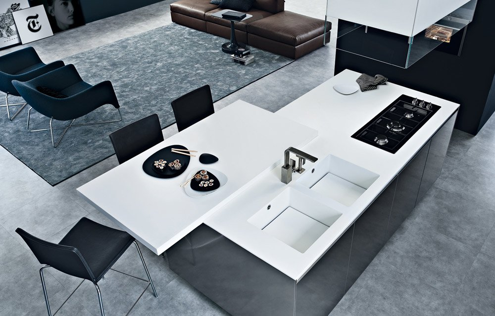 Cucine Poliform: Twelve