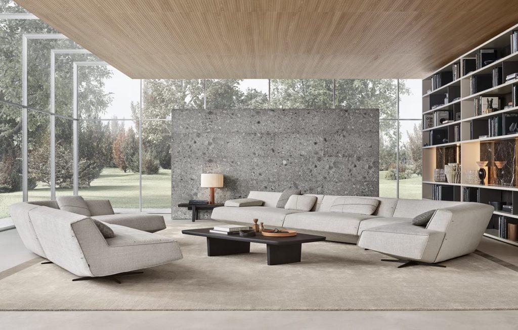 Divani poliform a roma scopri tutte le soluzioni da for Home design roma
