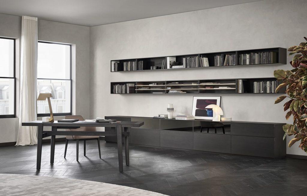 Mobili per il soggiorno poliform a roma marini home design for Mobili per il soggiorno