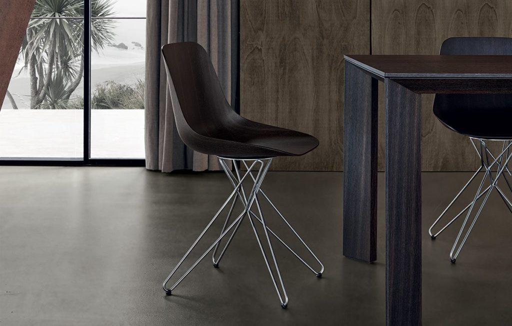 Tavoli e sedie poliform a roma marini home design for Sedie design roma
