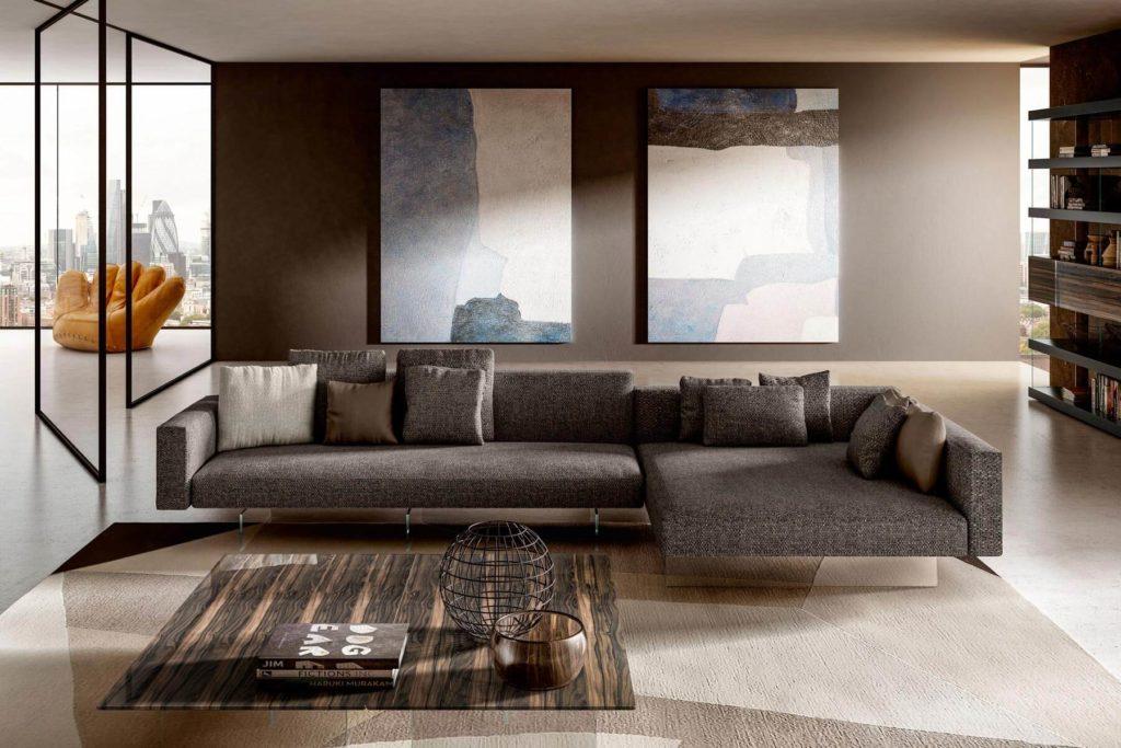 Marini home design rivenditore a roma dei mobili lago for Mobili design roma