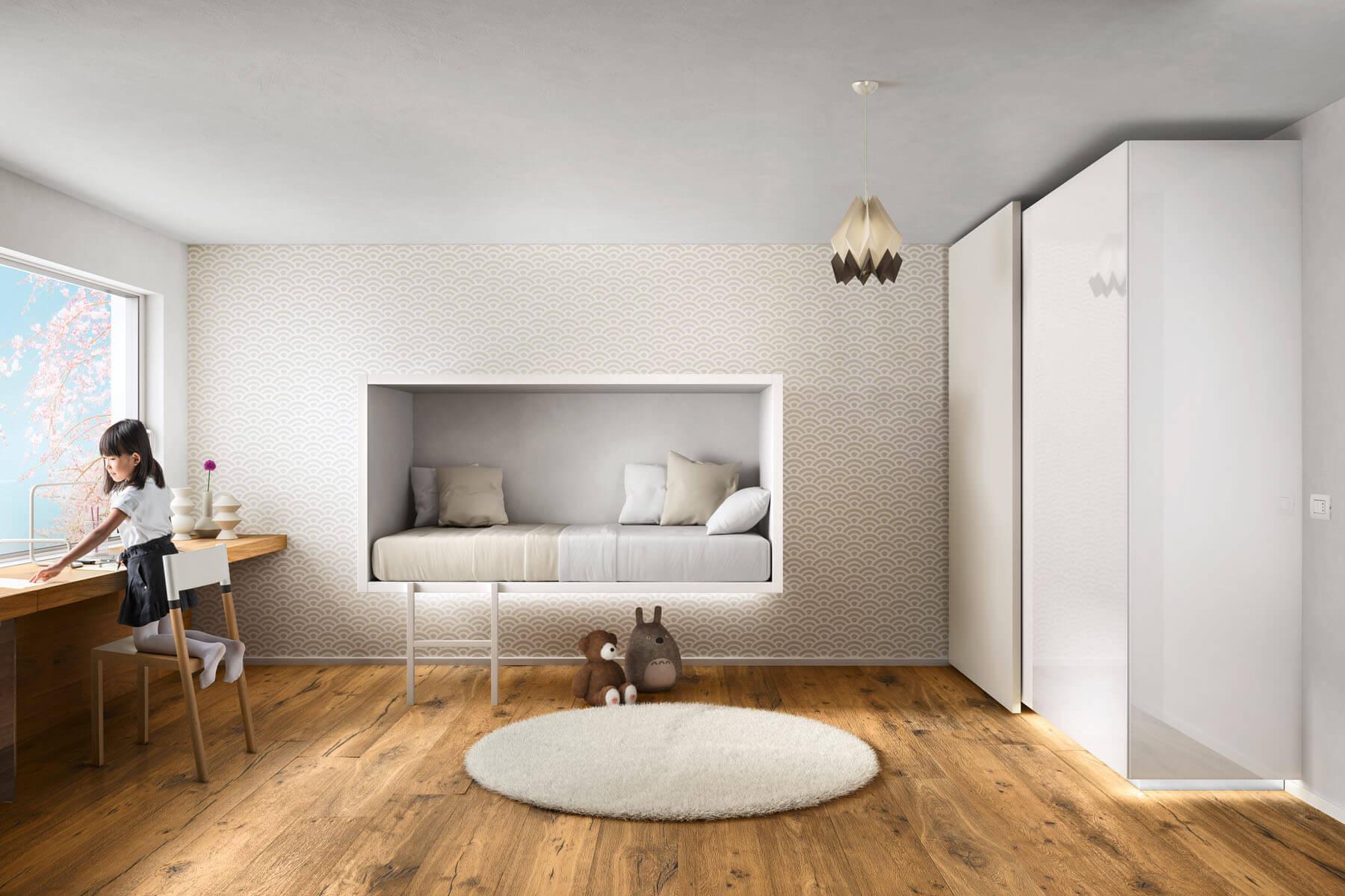 Letto Sospeso In Aria : Marini home design rivenditore a roma dei mobili lago marini