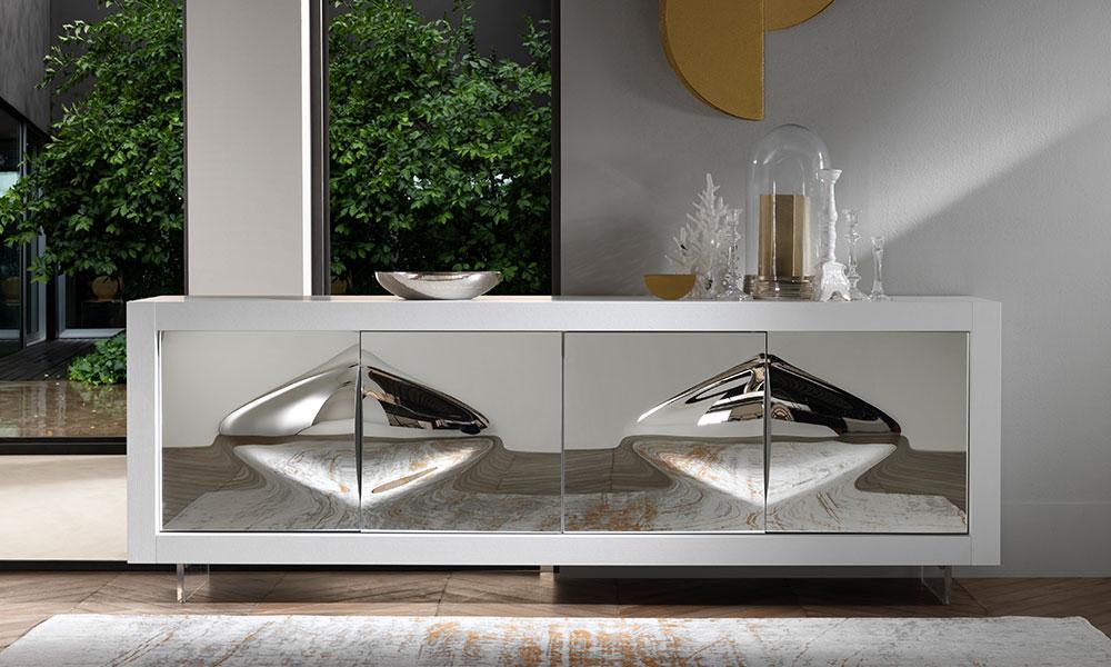 Madie tavoli e sedie riflessi marini home design for Sedie salone moderne
