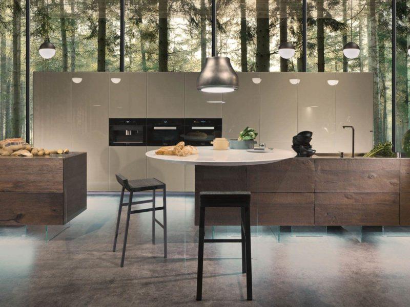 Cucine di Design a Roma: arreda la tua cucina con lo stile modulare Lago