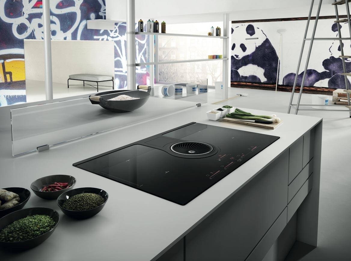 Rivenditori Elica Roma, tecnologia e design per la tua cucina