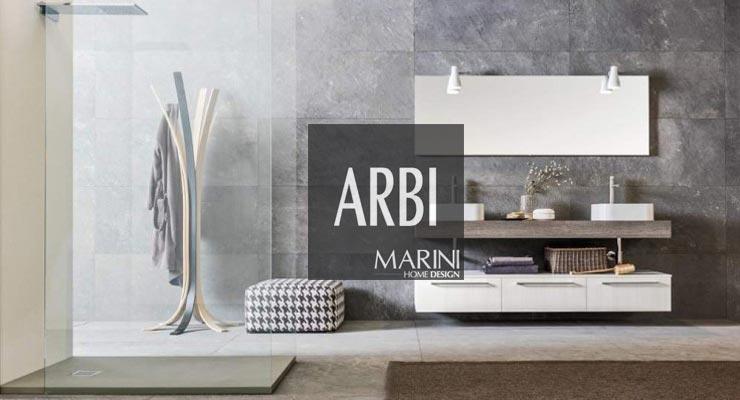Arredo bagno Arbi | Mobili Marini