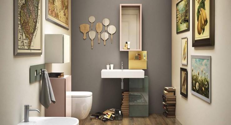 Arredo bagno lago mobili marini for Arredo bagno design